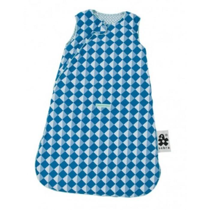 Sovepose (blå)
