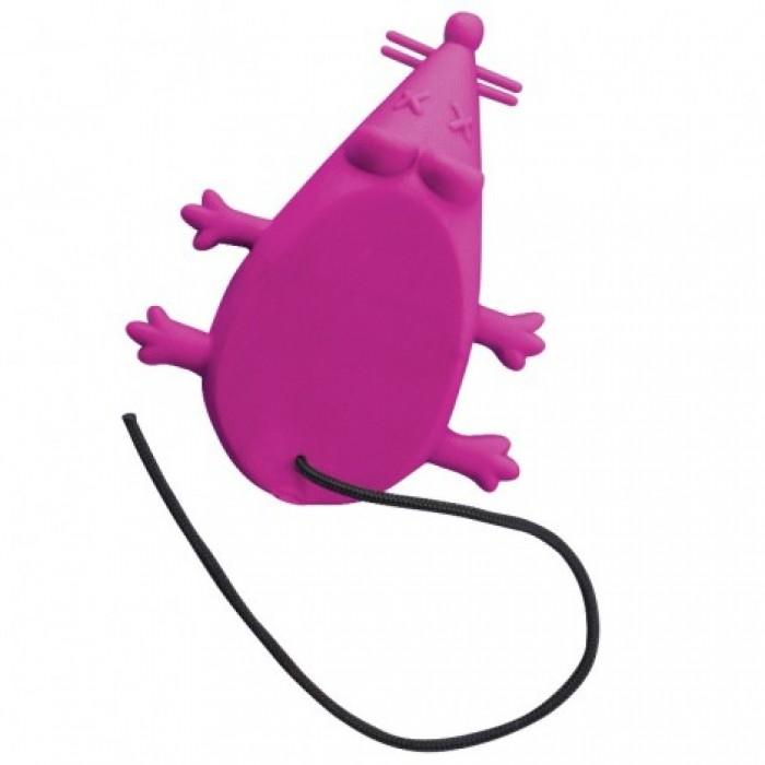 Dørstopper (pink mus)