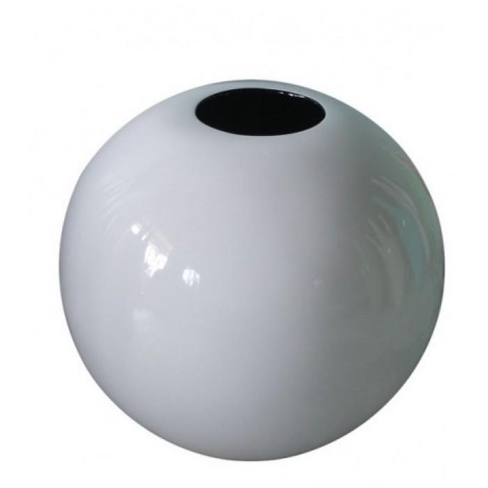 Form vase (hvid)