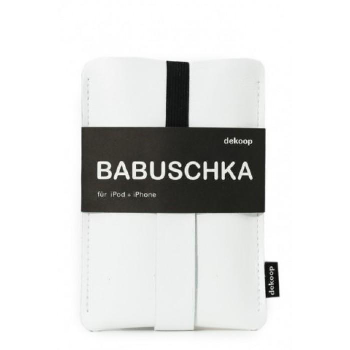 Iphone taske (hvid)