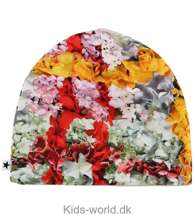 Molo Hue - Nedine - Checked Flowers