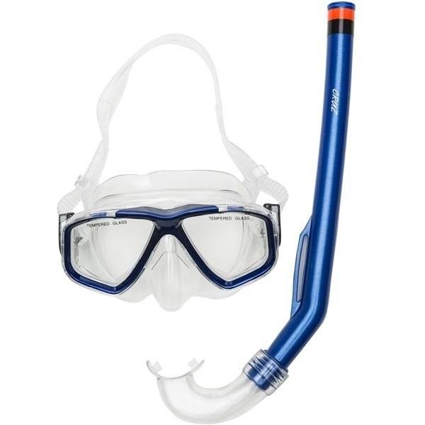 Cruz Famenco Dykkerbrille + Snorkel - Børn