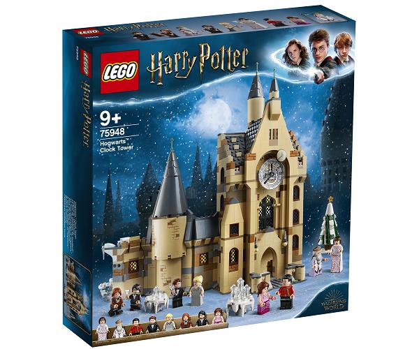 Hogwarts-klokketårn - 75948 - LEGO Harry Potter