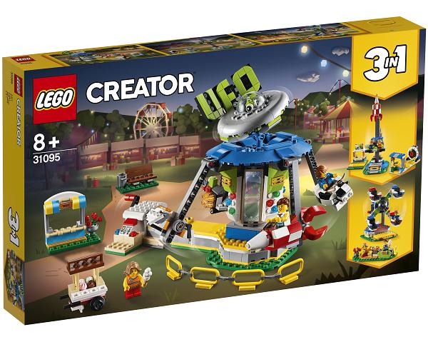 Tivolikarrusel - 31095 - LEGO Creator