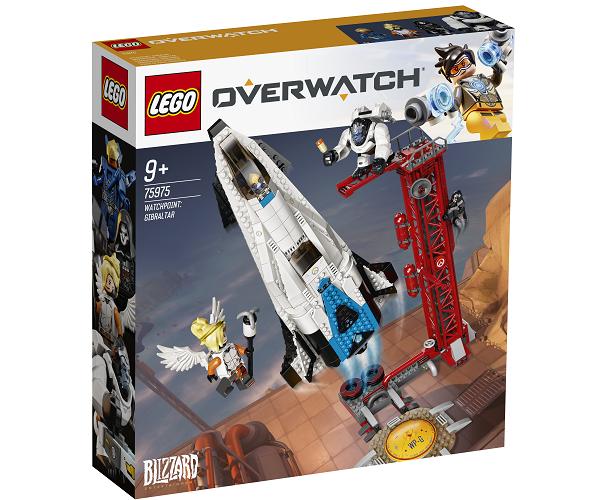 Watchpoint: Gibraltar - 75975 - LEGO Overwatch