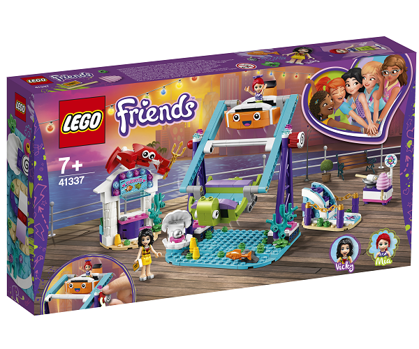Undervandsforlystelse - 41337 - LEGO Friends