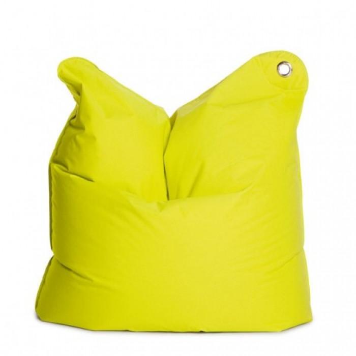 Medium bull sækkestol (limegrøn)