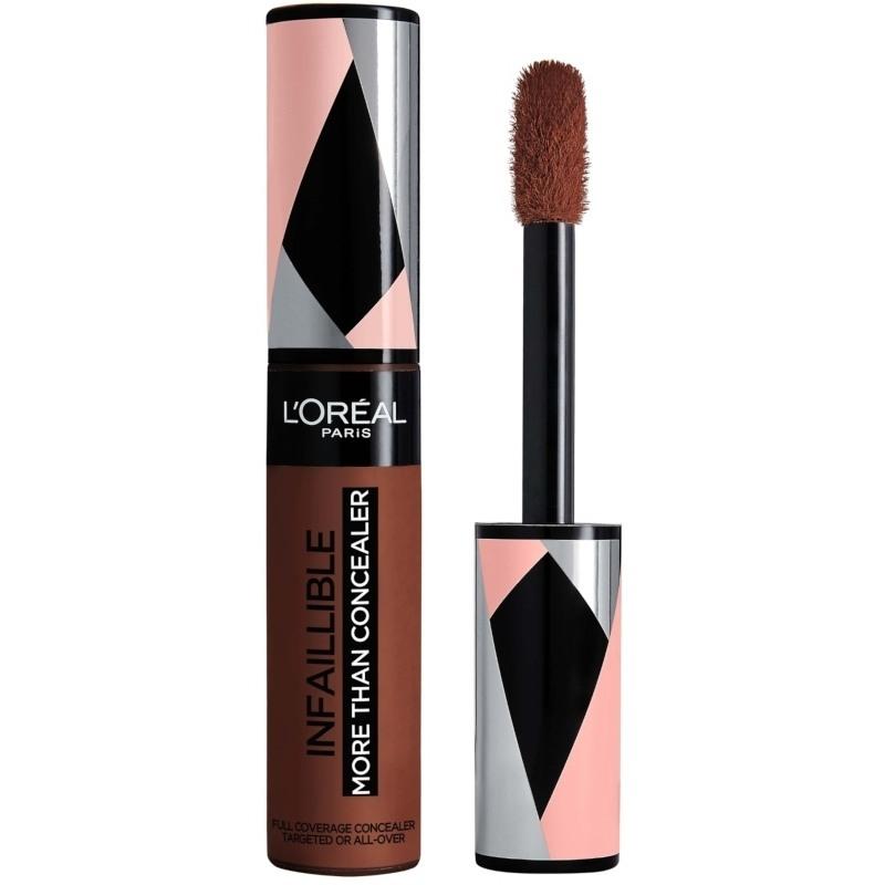 L'Oréal Paris Cosmetics Infaillible More Than Concealer 11 ml - 343 Truffle (U)