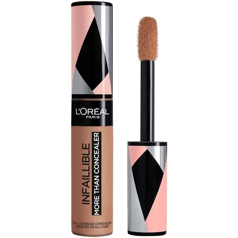 L'Oréal Paris Cosmetics Infaillible More Than Concealer 11 ml - 336 Caramel Fonce