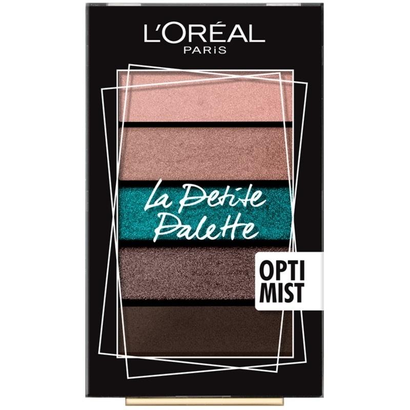 L'Oréal Paris Cosmetics La Petite Palette 5 x 0,8 gr. - Optimist