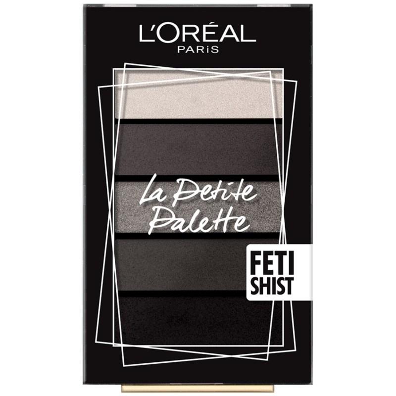 L'Oréal Paris Cosmetics La Petite Palette 5 x 0,8 gr. - Fetishist