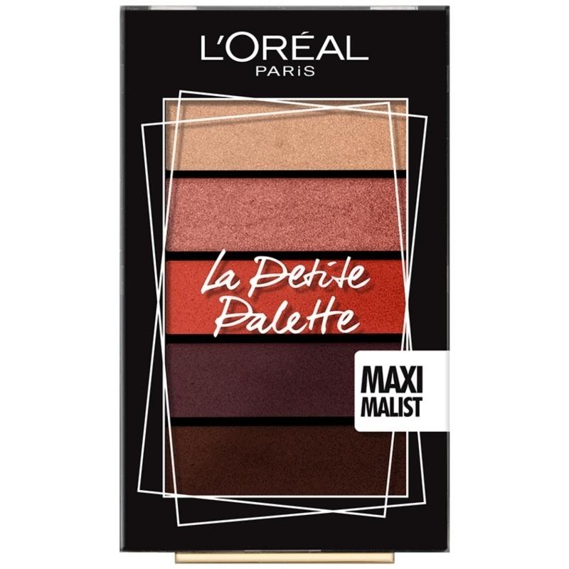 L'Oréal Paris Cosmetics La Petite Palette 5 x 0,8 gr. - Maximalist