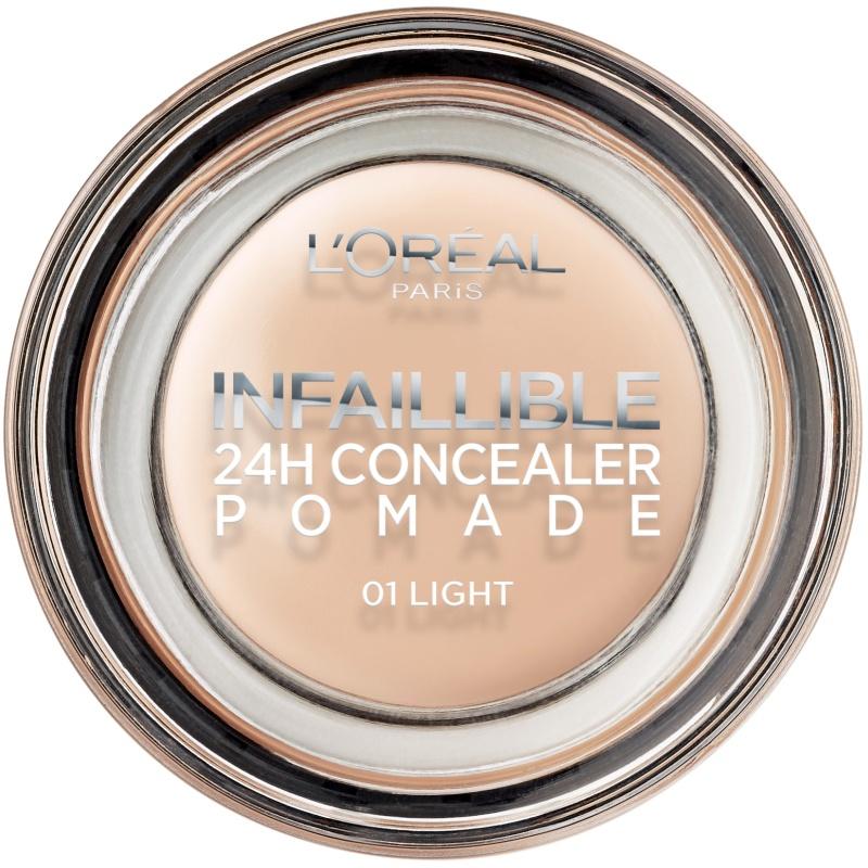 L'Oréal Paris Cosmetics Infaillible 24H Concealer Pomade - 01 Light