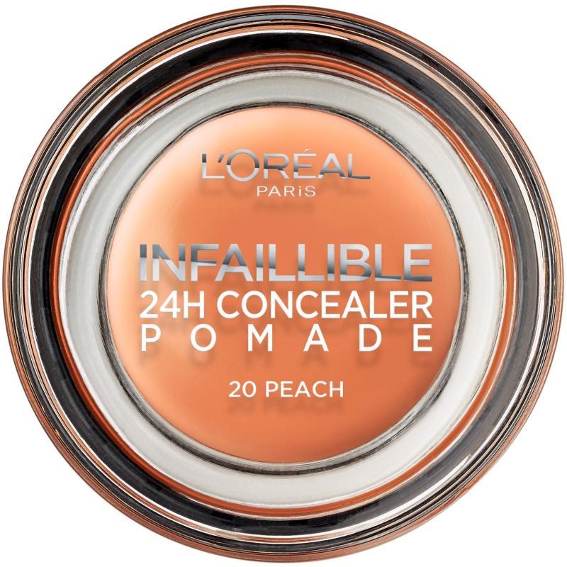 L'Oréal Paris Cosmetics Infaillible 24H Concealer Pomade - 20 Peach