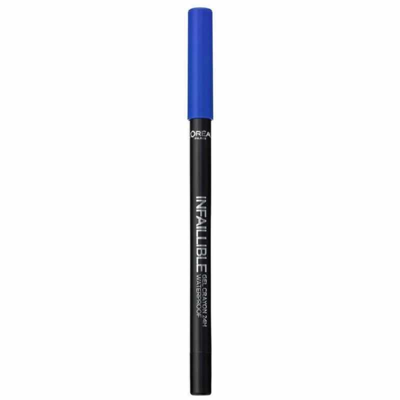 L'Oréal Paris Cosmetics Infaillible Waterproof Gel Crayon - 010 I've Got The Blue