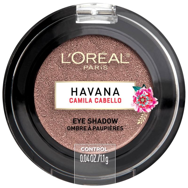 L'Oreal Paris Cosmetics Havana Eye Shadow - 03 Control (Limited Edition)