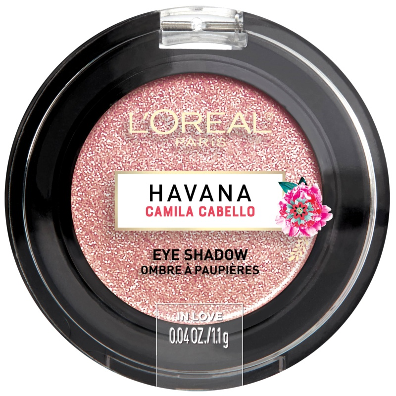 L'Oreal Paris Cosmetics Havana Eye Shadow - 01 In Love (Limited Edition)