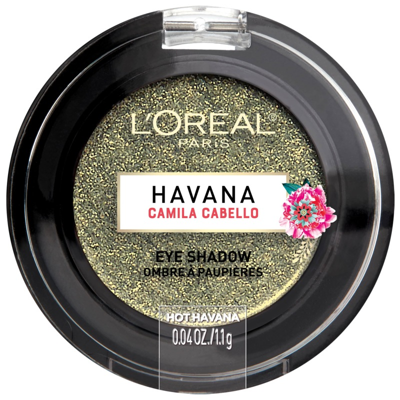 L'Oreal Paris Cosmetics Havana Eye Shadow - 02 Hot Havana (Limited Edition)