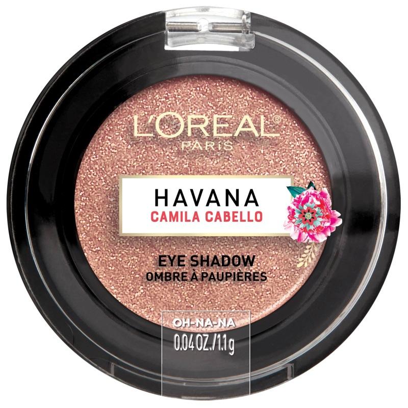 L'Oreal Paris Cosmetics Havana Eye Shadow - 04 Oh-Na-Na (Limited Edition)