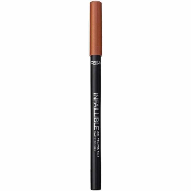L'Oréal Paris Cosmetics Infaillible Waterproof Gel Crayon - 5 Super Cooper