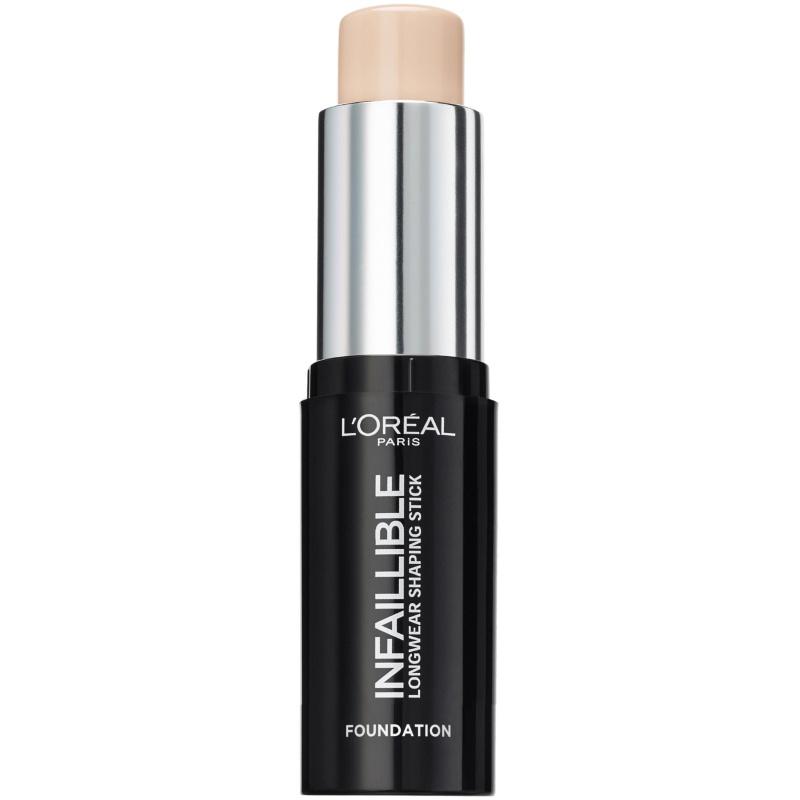 L'Oréal Paris Cosmetics Infaillible Foundation Stick 9 gr. - 120 Rose Vanilla