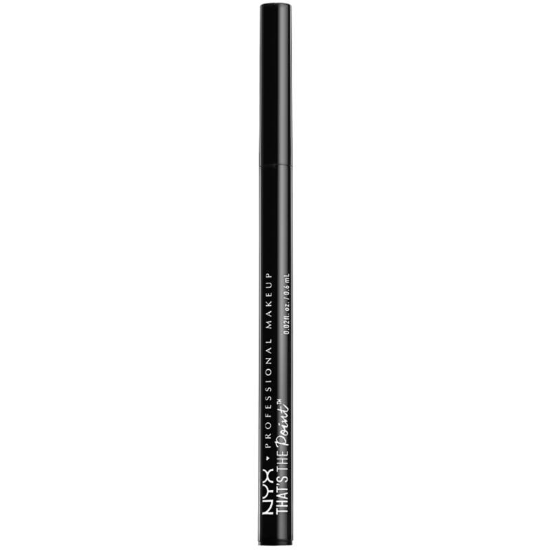 NYX Prof. Makeup That's The Point Eye Liner 0,6 ml - Hella Fine