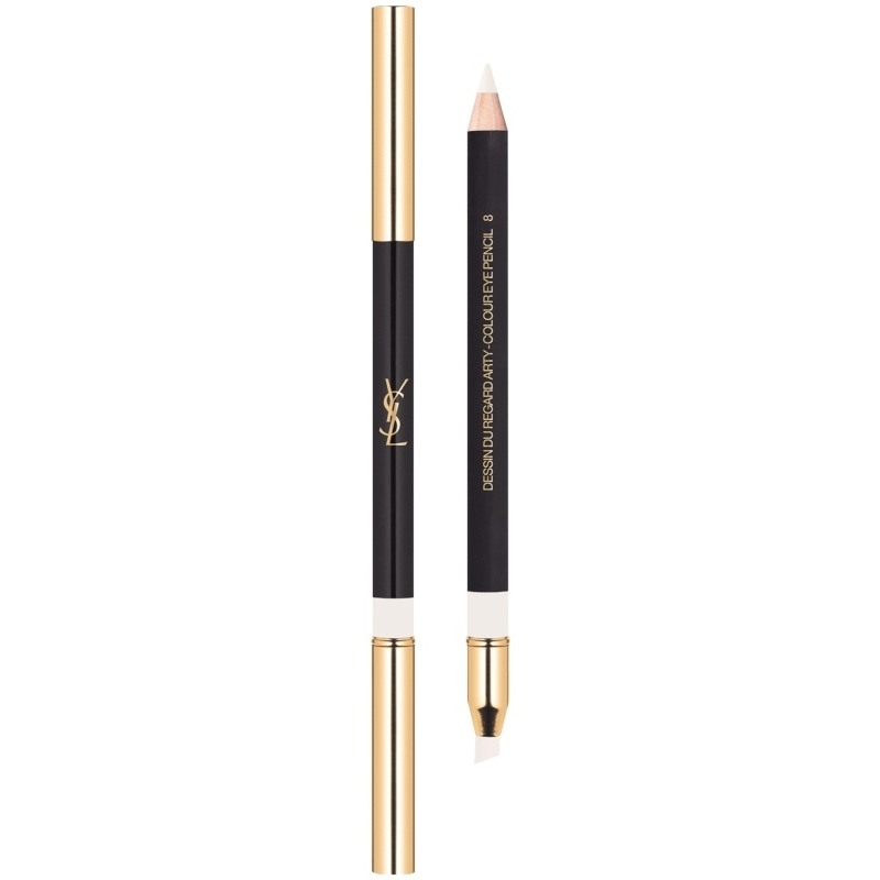 YSL Dessin Du Regard Eye Pencil 1,3 gr. - 8 Blanc Arty