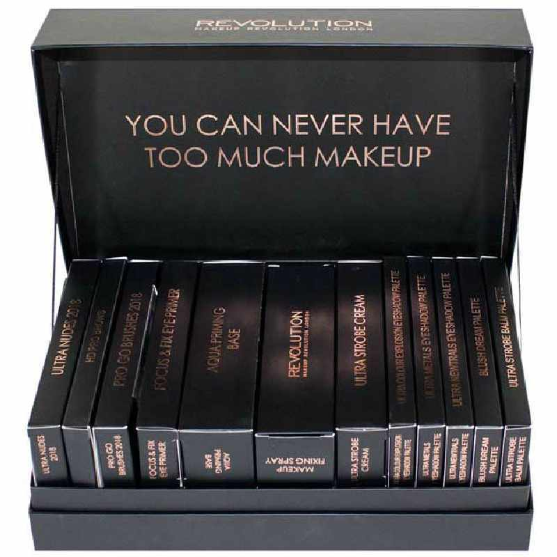 Makeup Revolution 12 Days Of Cristmas Gift Set (Limited Edition)