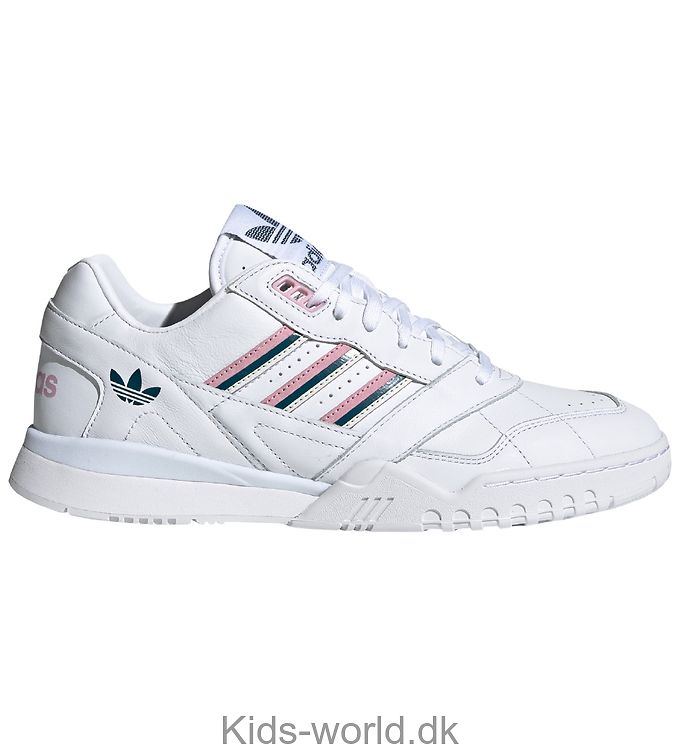 adidas Originals Sko - A.R.Trainer - Hvid m. Pink/Blå