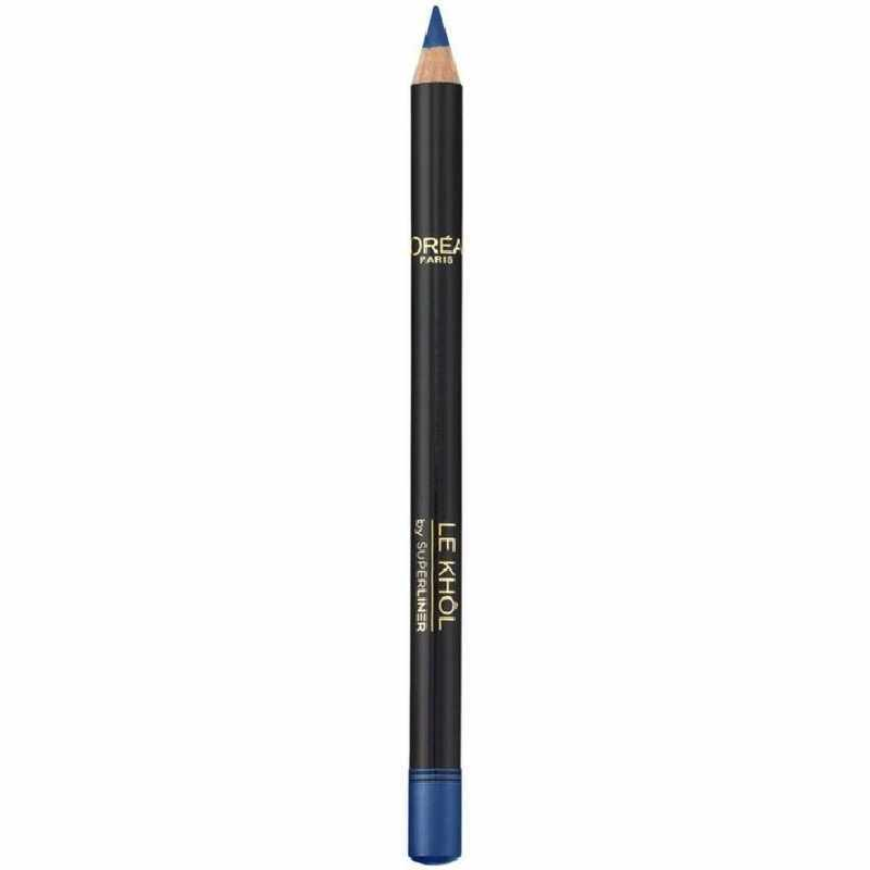L'Oréal Paris Cosmetics Superliner Le Khôl - 107 Deep Sea Blue