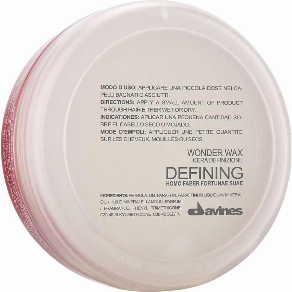 Davines Defining Wonder wax 100 ml (U)