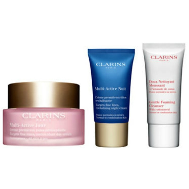 Clarins My First Wrinkle Essentials Kit (Limited Edition)