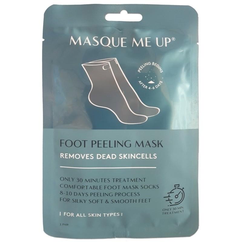 Masque Me Up Foot Peeling Mask 1 Pair