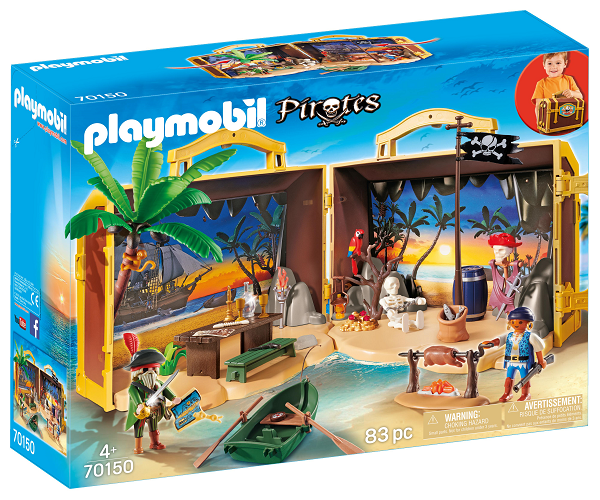 Mobil piratø - PL70150 - PLAYMOBIL Pirates