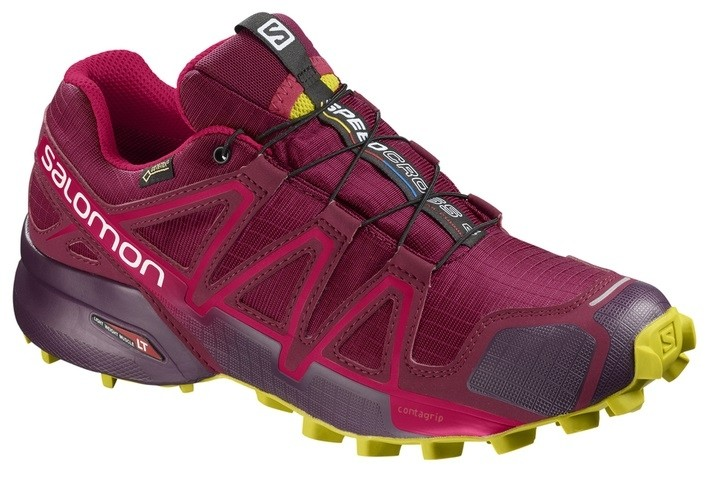 Salomon Speedcross 4 Goretex Løbesko Dame