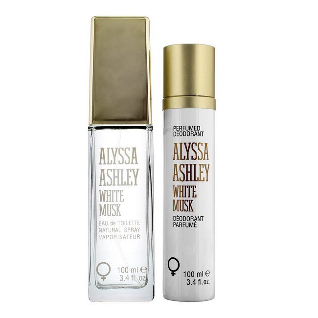 White Musk - 100 ml Edt - Deodorant Spray 100 ml