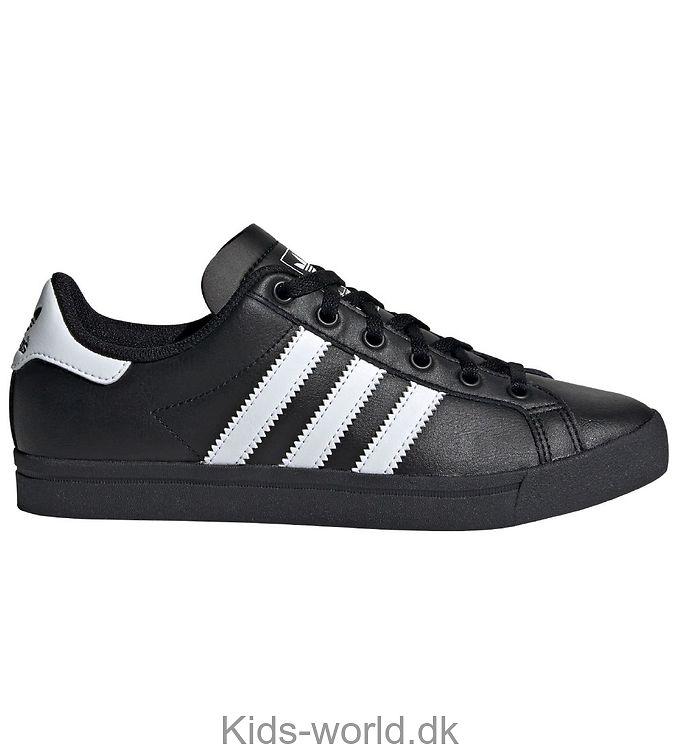 adidas Originals Sko - Coast Star - Sort m. Hvid