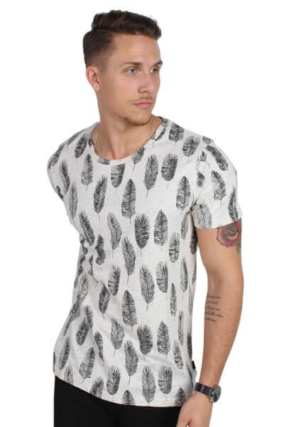 Suit Bran T-shirt Off White