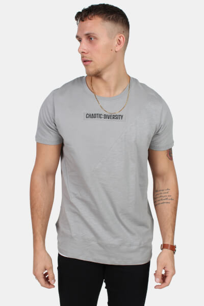 Jack & Jones Ling SS Crew Neck T-shirt Monument