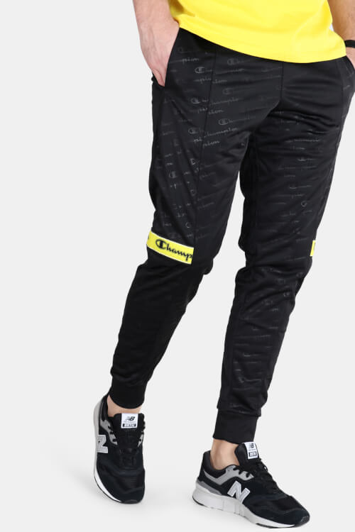 Champion Rib Cuff Pants Nbk/Allover