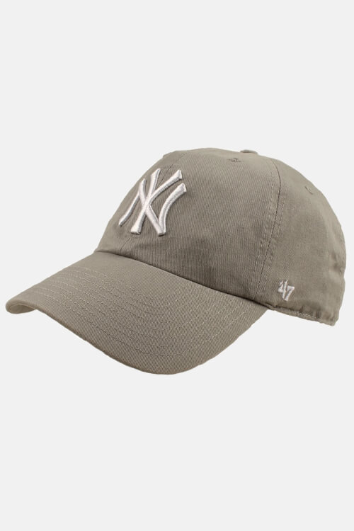 47 Brand New York Yankees Cap Grey