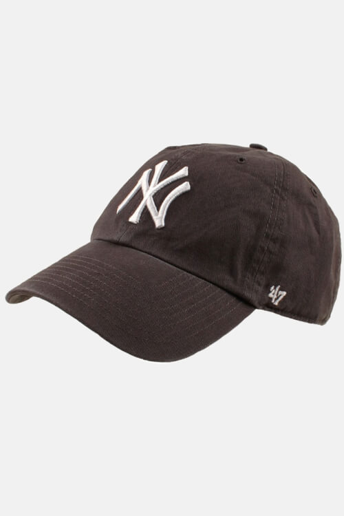 47 Brand New York Yankees Cap Charcoal