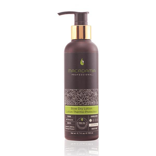 Varmebeskyttelse Styling Blow Dry Macadamia (198 ml)