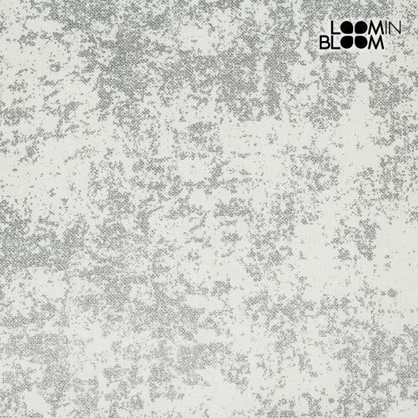 Pude Sølvfarvet (60 x 60 cm) - Cities Samling by Loom In Bloom