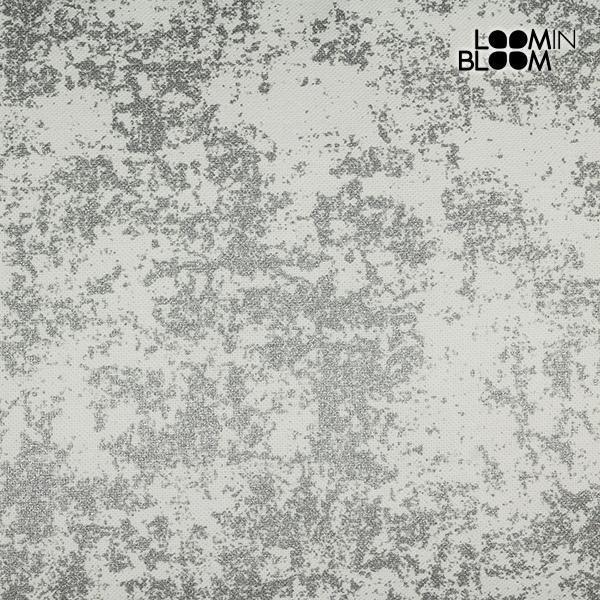 Pude Sølvfarvet (30 x 50 cm) - Cities Samling by Loom In Bloom