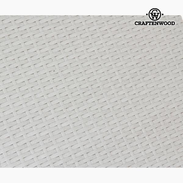 Ležalnik (194 x 28 x 65 cm) Spanskrør Polyester