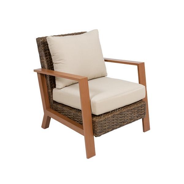 Have møbler (4 pcs) Harpiks