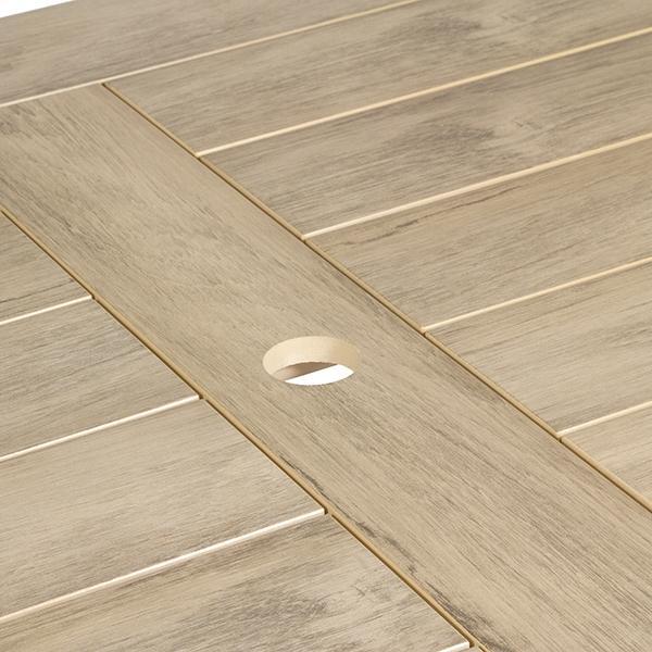 Have møbler Harpiks (200 x 102 x 86 cm) by Craftenwood