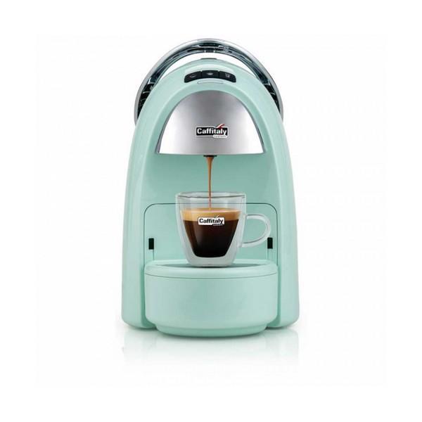 Kapselkaffemaskine Cafento MONTECELIO STRACTO S18 15 BAR Grøn