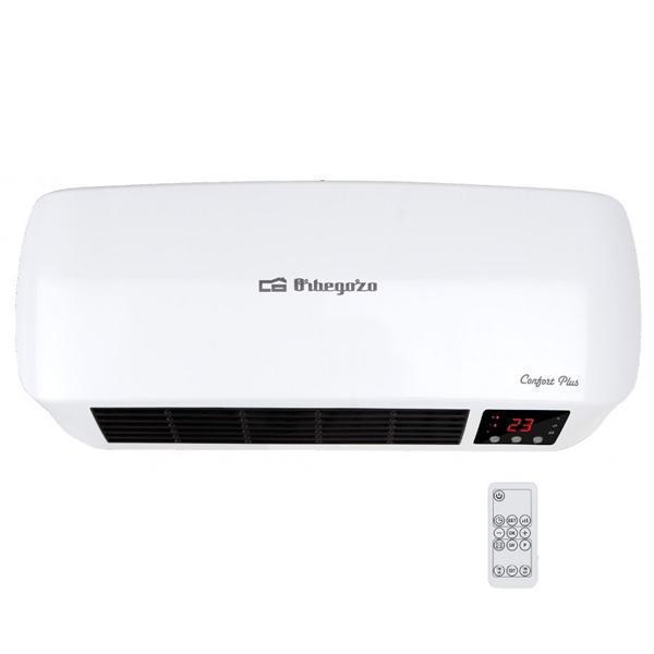 Elektrisk konvektion varmeapparat Orbegozo SP6000 2000W Hvid